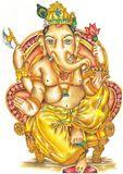lord ganesh artwork