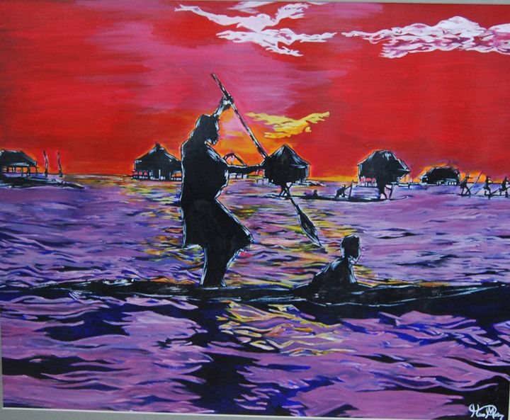 fisherman - Mistry Visuals