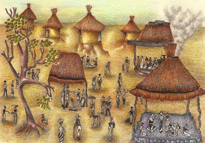 Zambian life - Mistry Visuals