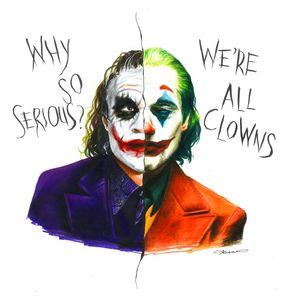 Heath x Joaquin Joker