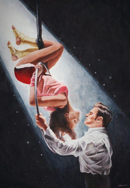 Rewrite The Stars - Susan Raymond