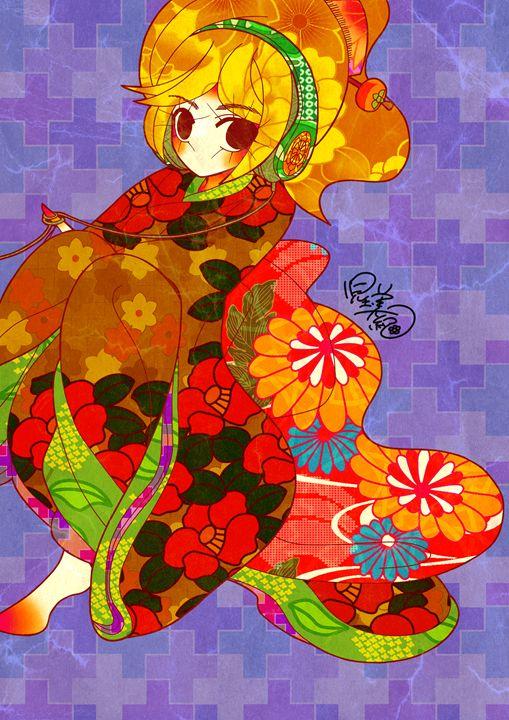 miteru-iwazaru-kikazaru - Miki Kodama