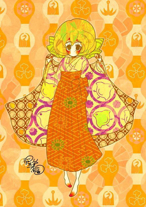 tori-no-blanket - Miki Kodama