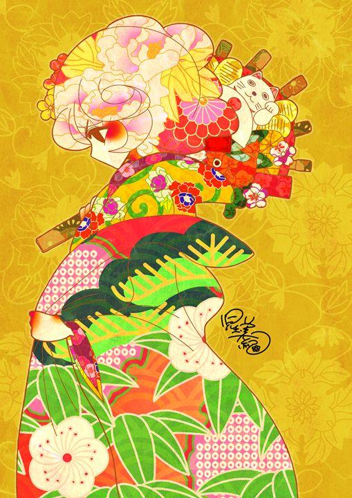 rake fair - Miki Kodama