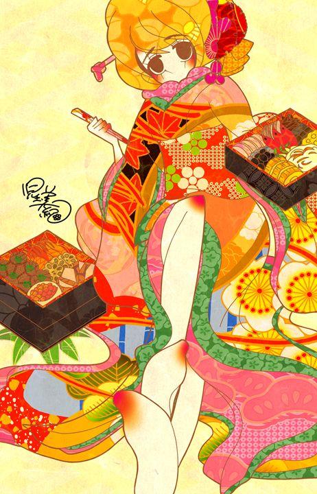 seichoki-no-shokuyoku - Miki Kodama