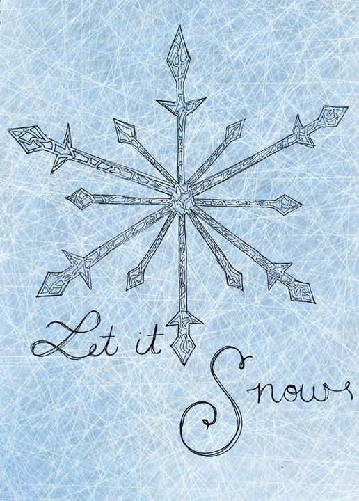 Let it Snow - The Beautiful Mind