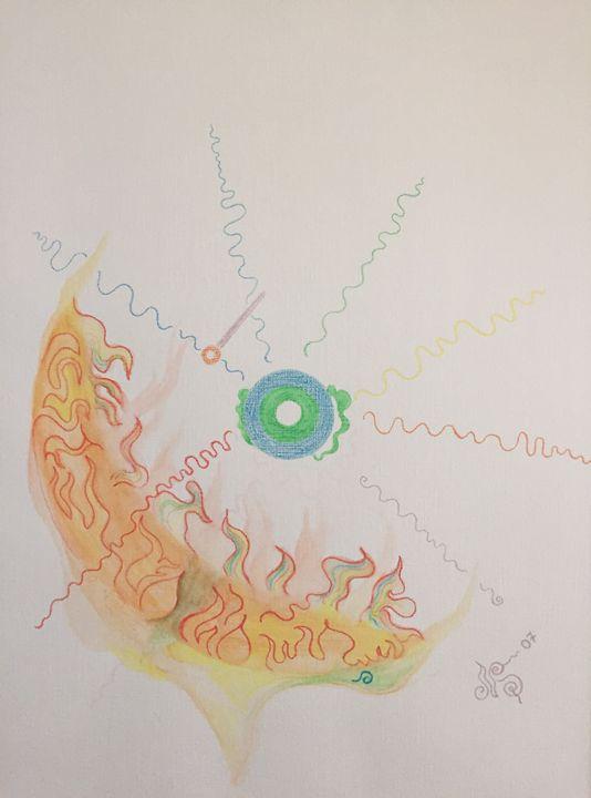 fireball - NesrinSen