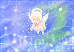 Angel's bless - Shin
