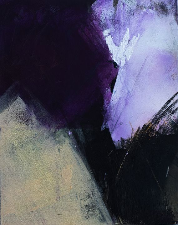 Hint of purple - Abstracts Only