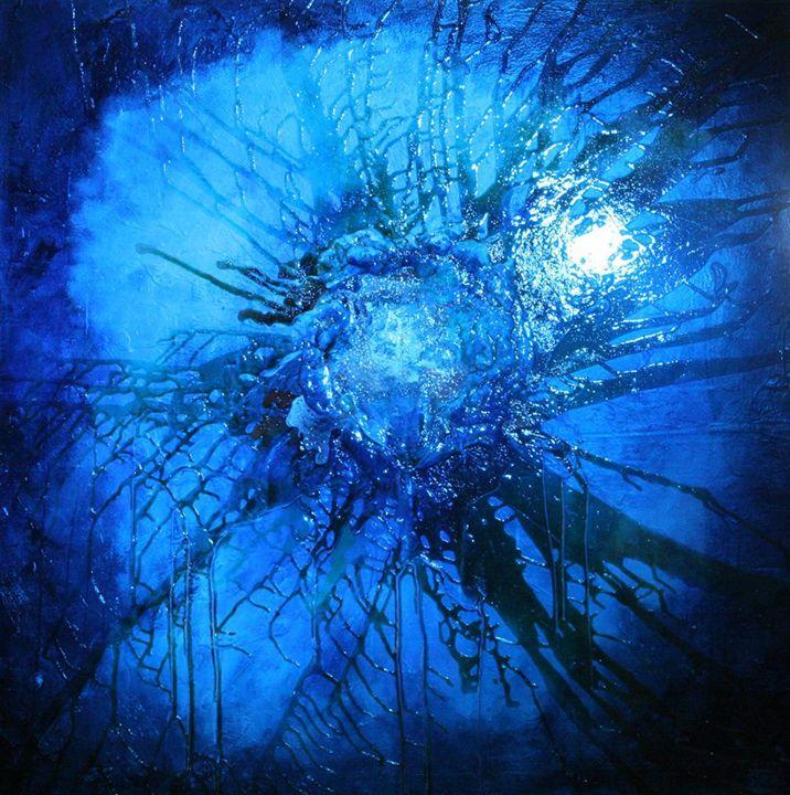 Meteor - The art of Gabby Steel