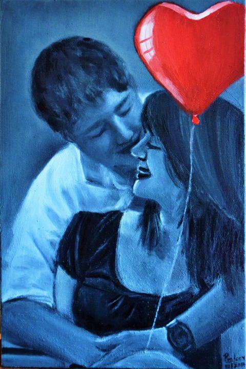 Love - Praisey Peter Art