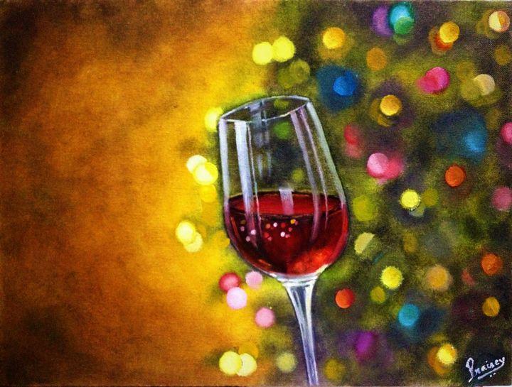 Heralding Christmas - Praisey Peter Art
