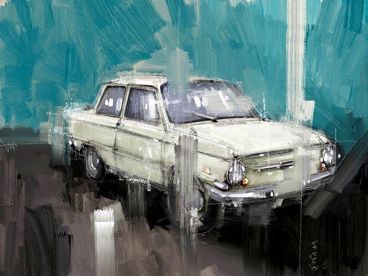 The Old White - MyStudio69