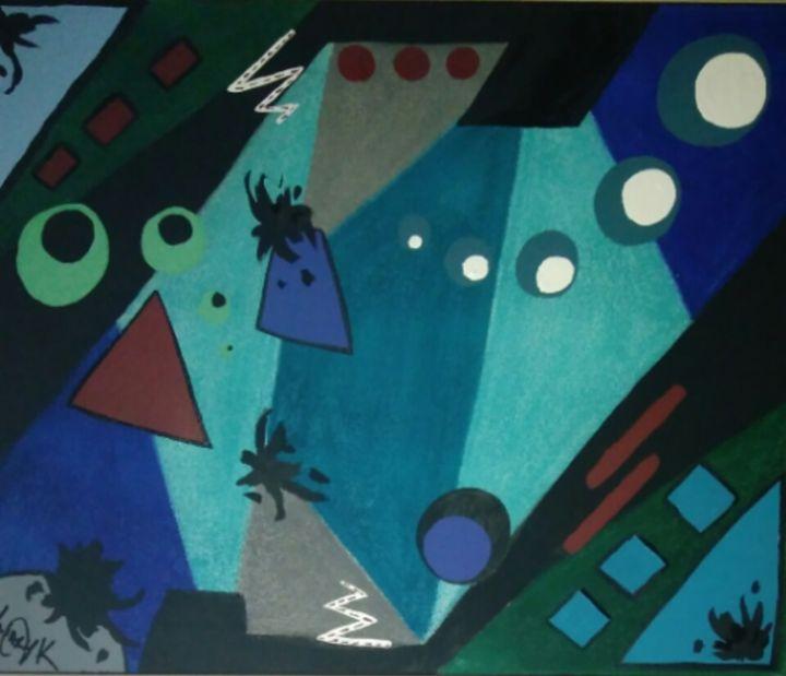 One Crazy Martini -  Contemporarywest07