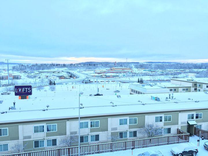 Snow Anchorage - Matty