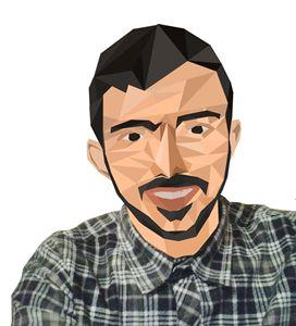 Cubic Self-Portrait