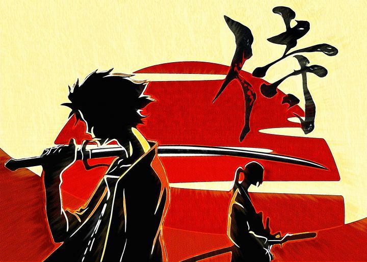 Samurai Champloo - reoakademon
