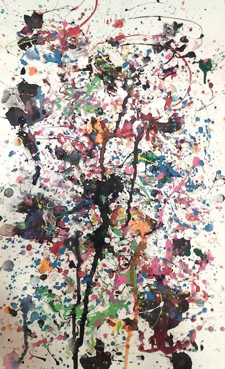 Graceful Chaos - Art No. 12