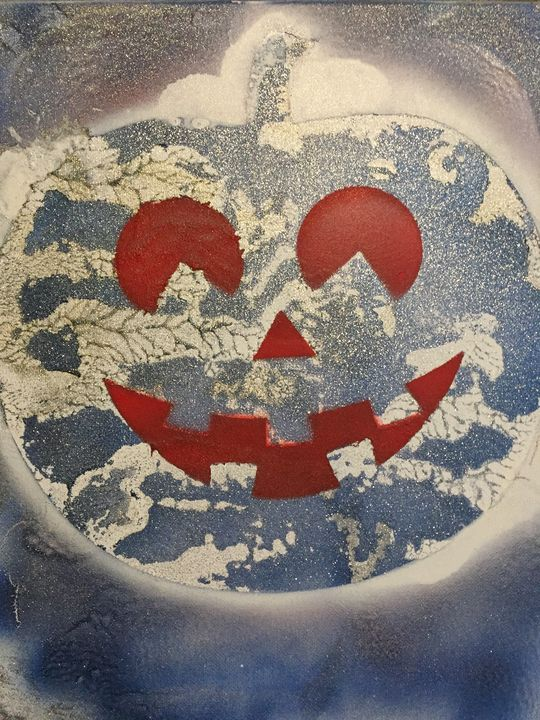 Pumpkin Halloween - Robert harris