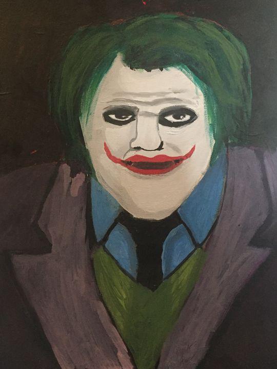 The joker - Robert harris