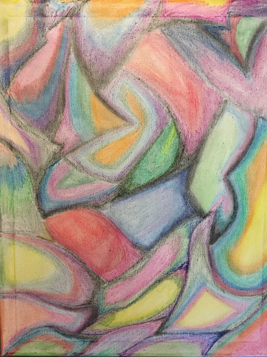 Rainbow - Robert harris