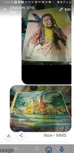 """Verdult paintings two signed 22"""""""