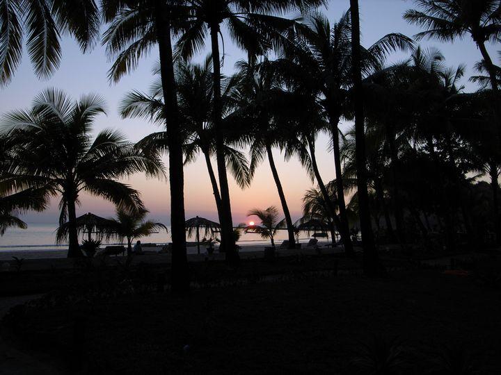 Sunset in Myanmar - Photogallery