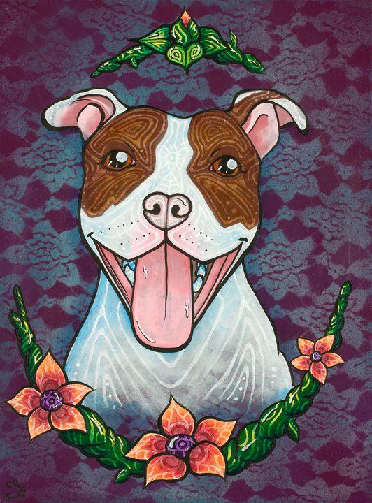 Puppy Love - Spectra Art