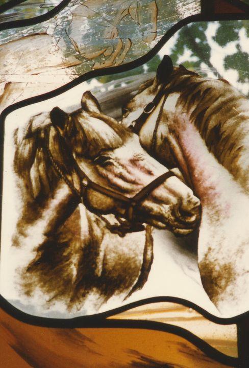 Horses - GabrielStudiosArt