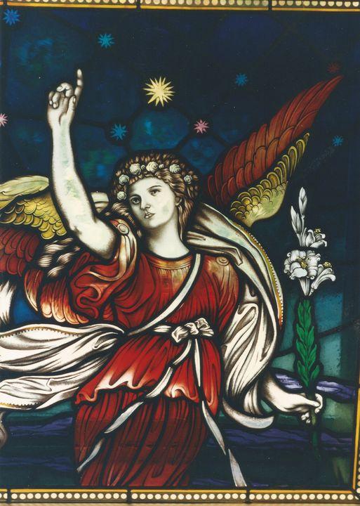 Angel Gabriel - GabrielStudiosArt - Paintings & Prints
