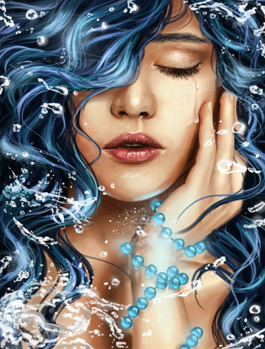 Water - Hillary Wilson Art