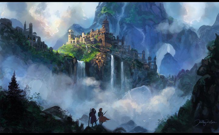 City of Mist - Hillary Wilson Art