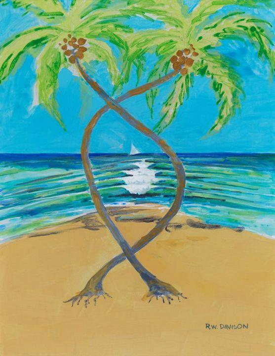 Sail On - RW Davison Art