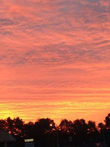 Union city sunrise