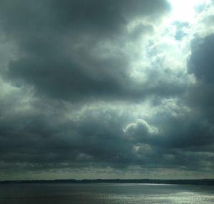 Mississippi River skys