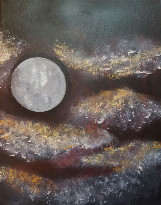Luna I - Aisha Hammett Artistry