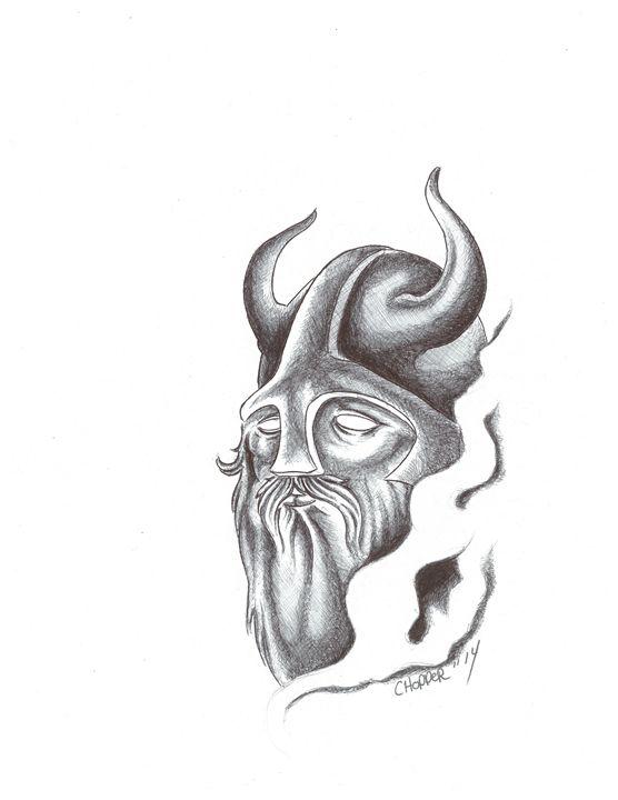 Viking - Murder City Ink by Scott French