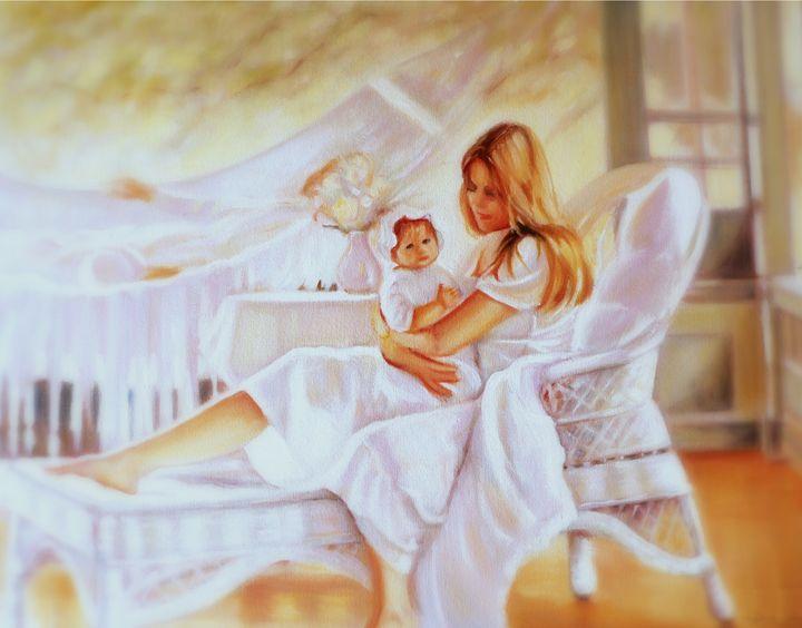 Motherhood - imaginart
