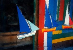 Colorful Sails shop Mauritius - imaginart