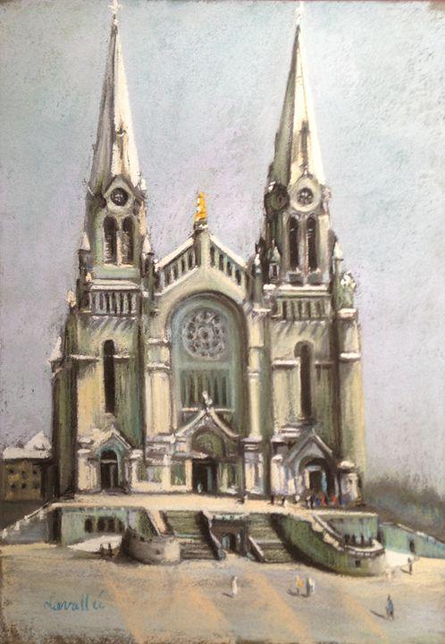 Basilica Ste-Anne-de-Beaupré - imaginart