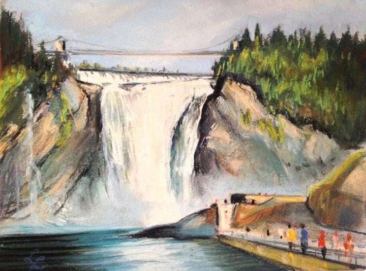 Montmorency Falls - imaginart