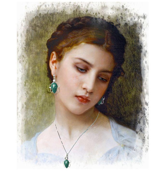 A woman's beauty - imaginart