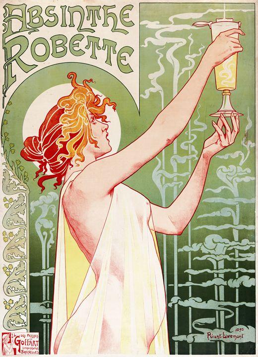 Absinthe Robette - imaginart