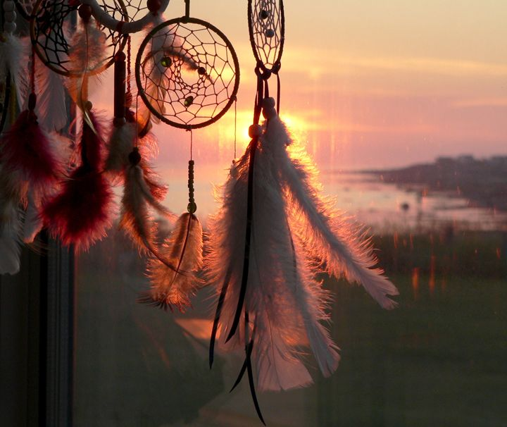 Sunrise on Dreamcatchers - imaginart