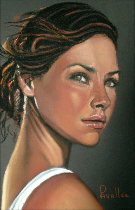 "Kate in ""LOST"" - imaginart"