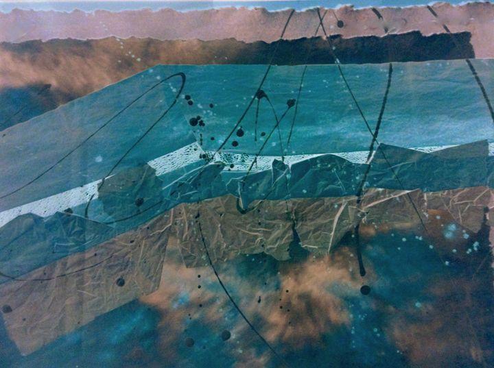 Water dune - imaginart