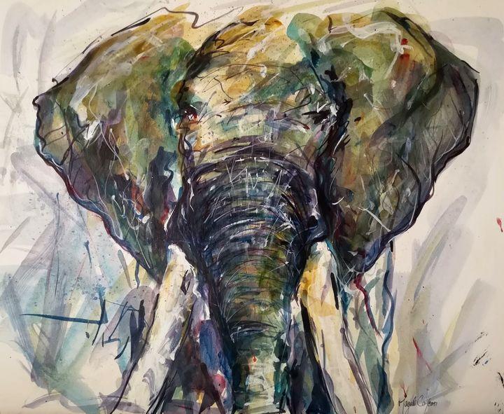 Elephant - imaginart