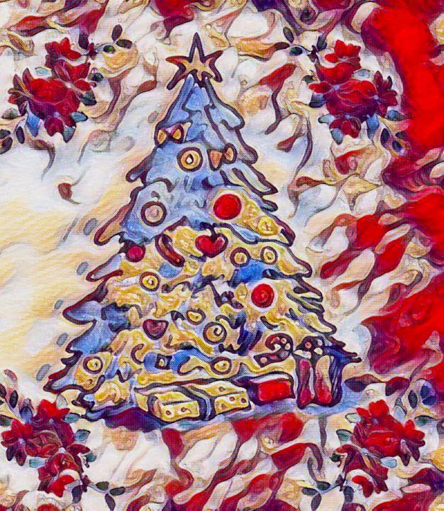 Vintage Christmas - imaginart