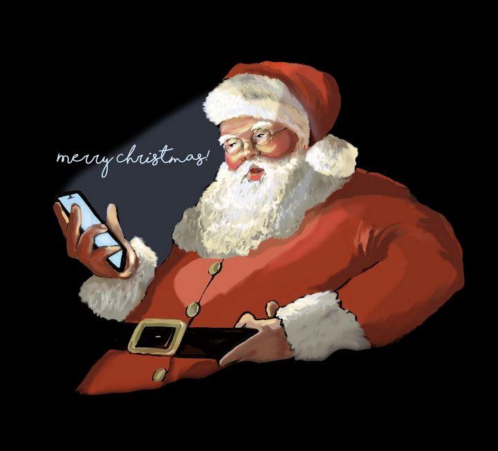 Smart Santa - imaginart