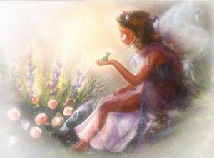 Fairy and the future Prince